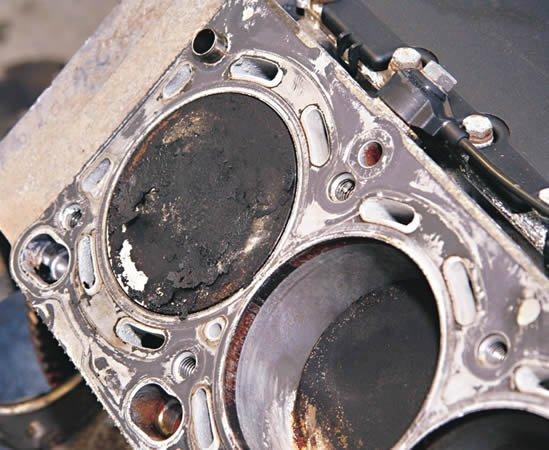 закоксовка двигателя